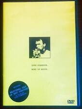 Doug Stanhope - Word Of Mouth DVD + National Day Of Eat Shrooms - Rare - OOP