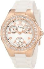 Invicta Women's 1646 Angel Jelly Fish Crystal Accented White Dial Watch