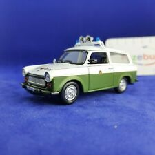Trabant 601 Universal Volkspolizei East German Car 1/43 Scale Collectible Model
