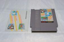 Super Mario Bros. / Duck Hunt / World Class Track Meet w/ Manual NES
