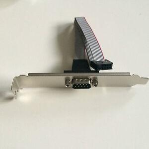 Original Asus Slotblech  9-Pin Com Port Bracket 14G000020096