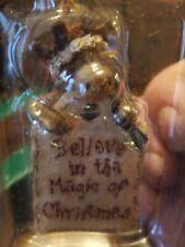 New ListingBoyds Bears ornament Mr.Chrismoose #257555