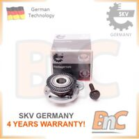 REAR WHEEL BEARING KIT AUDI SEAT OEM 8E0598611C SKV GERMANY GENUINE HEAVY DUTY
