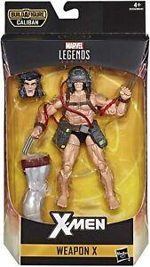 Marvel Legends X-Men Edition Collector - Figurine Wolverine 15 cm Weapon X
