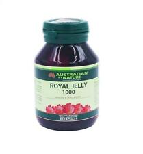 Australian By Nature-Royal Jelly 1000mg 60 Capsules
