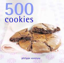 New, 500 Cookies, Philippa Vanstone, Wendy Sweetser, Book