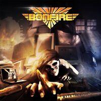 BONFIRE - BYTE THE BULLET   CD NEW