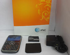 Pantech Link P7040 AT&T 3G Unlocked GSM World Smart Phone QWERTY KEYPAD Gray