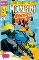 Marvel Comics Presents # 66 (Wolverine / Ghost Rider) (USA, 1990)