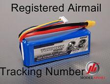 Turnigy Lipo Battery 2200mAh 3S 11.1V 25-35C  Fits T-Rex 450 / Blade