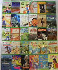 Storytown 5th Grade Leveled Advanced Above Readers Paperback Homeschool 30 Books