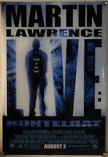 MARTIN LAWRENCE LIVE: RUNTELDAT DS ROLLED ADV ORIG 1SH MOVIE POSTER (2002)