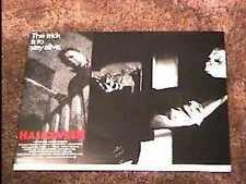 HALLOWEEN 1978 LOBBY CARD #4 JOHN CARPENTER