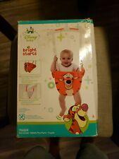 Disney Baby Door Jumper - Tigger Bright Starts Orange Brand New In Box