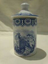 THE SPODE BLUE ROOM COLLECTION IONIAN SPICE JAR