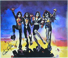 Kiss Poster für Musikfans