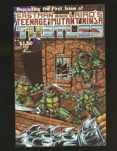 Teenage Mutant Ninja Turtles # 1 Fourth Print VG/Fine Cond.