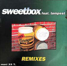"""Sweetbox 12"""" Booyah (Here We Go) (Remixes) - Promo - France (VG+/M)"""