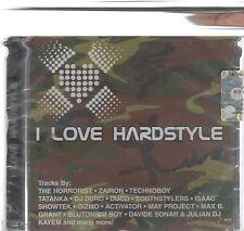 I LOVE HARDSTYLE - 2 CD  SIGILLATO!!!