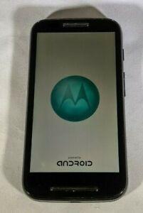 Motorola Moto E XT1019 Cellphone (Black 4GB) Republic Wireless