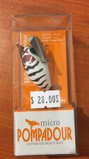 Jackall Micro Pompadour - Bug Bug Mat White