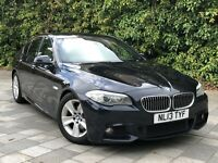 2013 (13) BMW 520D M SPORT 2.0 DIESEL NO RESERVE PX TO CLEAR