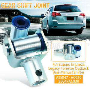 Gear Shift Joint Manual Shifter Linkage Fit For SUBARU Impreza Legacy Forester