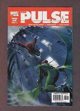 The Pulse #2 (2004) Dell'Otto, Jessica Jones, Spider-Man, Vulture, Bendis, VF/NM