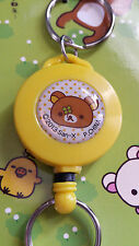 Rilakkuma keychain key holder separator cute san-x