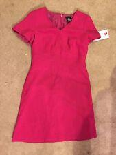 East 5th Fuscia Pink Dress NWT Size 10 Petite  $59.99