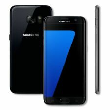 Samsung Galaxy S7 Edge G935V 32GB Verizon GSM Unlocked Smartphone Black (Shad...