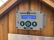 Automatic Chicken/Hen House Door Opener + Doorkit - Chicken Guard