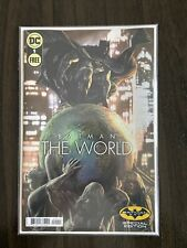 🔥Batman The World #1 Batman Day Special Edition (DC, 2021) NM🔥