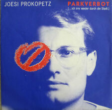 "7"" 1985 AUSTROPOP JOESI PROKOPETZ : Parkverbot /MINT-?"