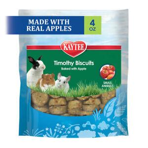 Kaytee Timothy Hay Baked Apples Small  Animal Treats(Free Shipping in USA)