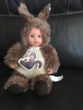 Baby Squirrel Doll by Anne Geddes