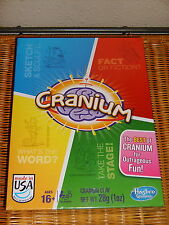 2013 Hasbro CRANIUM Game ~ 400 of the Best Mind & Body Challenges!
