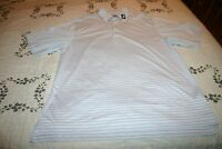 Men's FootJoy Polo Shirt Golf Short Sleeve Size Large Striped