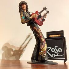 NECA Jimmy Page Action Figure Rock Music Memorabilia, Led Zeppelin Zoso