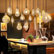 Big Edison Vintage LED Light Fireworks E27 Filament Bulb Style lamp Decorative