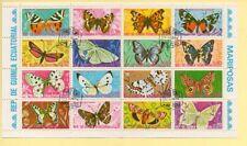 Thème Papillons - Bloc Papillons