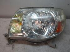 nn801280 Toyota Tacoma 2006 2007 2008 2009 2010 11 Left Driver Halogen Headlight