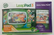 Leap Frog Leap Pad 3 Extra Value Pack 3-9 years