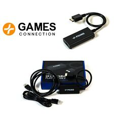 HD Link Cable for Playstation 1 & 2 - PS2 HDMI - Official European UK Stockist