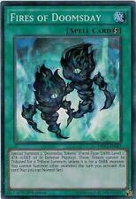 Fires of Doomsday  - DESO-EN043  - Super Rare  YUGIOH