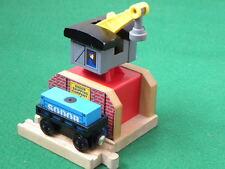 Pivotant Crane & Charge Pour Thomas Et Amis Train en Bois & BRIO Train Sets