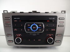 Mazda 6 2009 2010 6-disc CD MP3 WMA player changer Aux SAT GS4M669RXC TESTED
