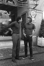 8x10 Print Steve McQueen LeMans 1970 Off Set Candid #SML