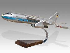 Baade 152 Solid Kiln Dried Mahogany Wood Handmade Desktop Airplane Model