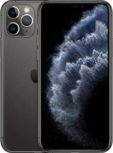 Brand New Apple iPhone 11 Pro 256GB 4G LTE Space Gray AT&T Smartphone A2160